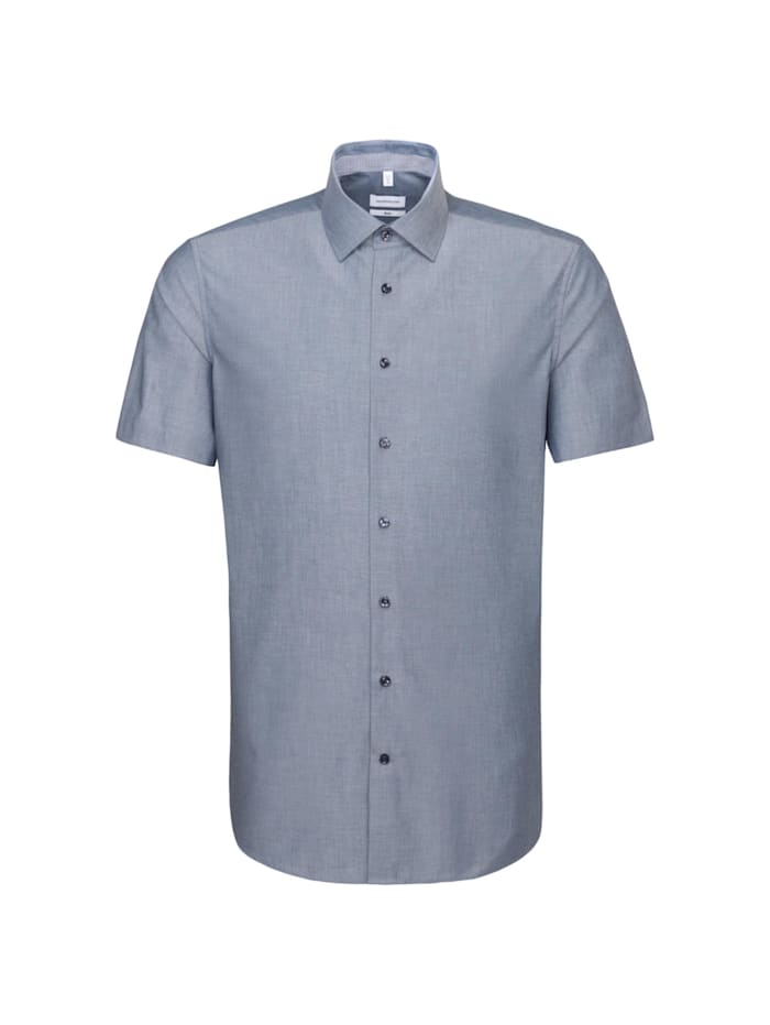 Seidensticker Business Hemd ' Slim ', dunkelblau (0019)