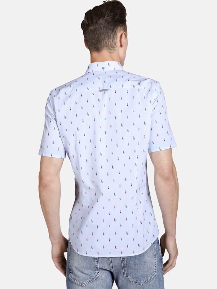 Shirtmaster Kurzarmhemd thewanderer