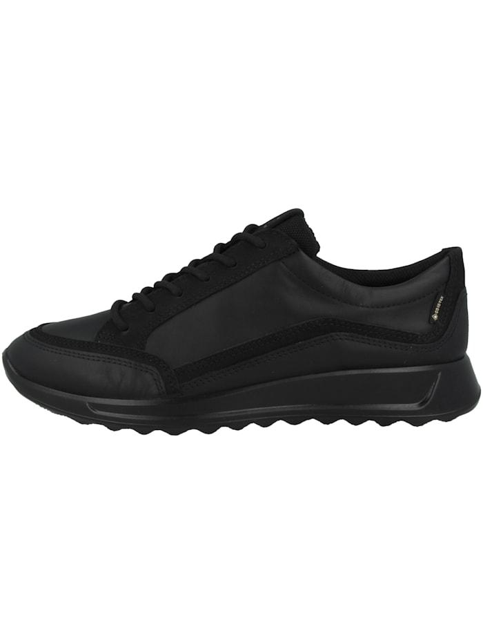 Ecco Sneaker low Flexure Runner W, schwarz