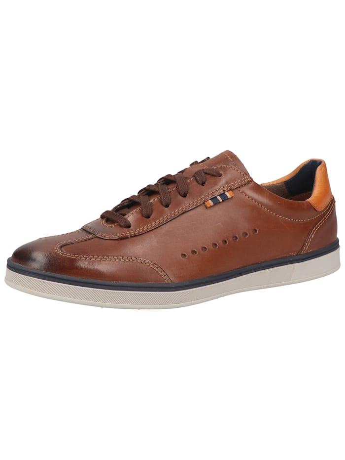 Fretz Men Fretz Men Sneaker, Braun