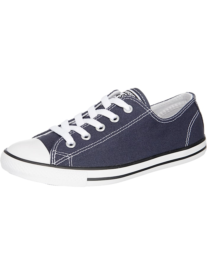 Converse Chuck Taylor All Star Dainty Ox Sneakers Low, dunkelblau