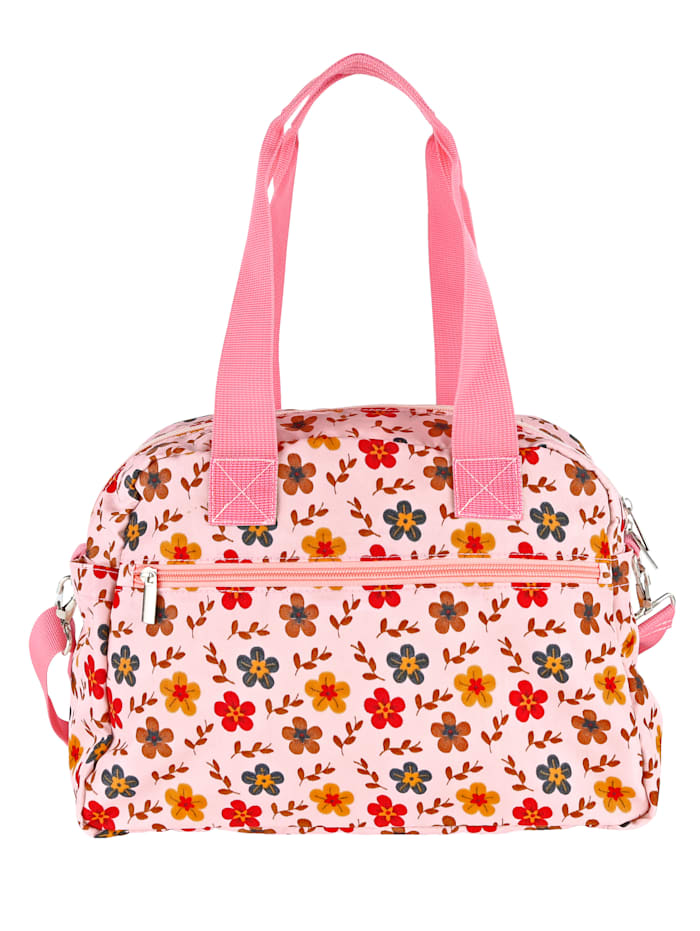 Handtasche mit wunderschönem Druck