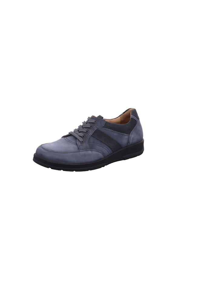 Ganter Schnürschuhe, blau