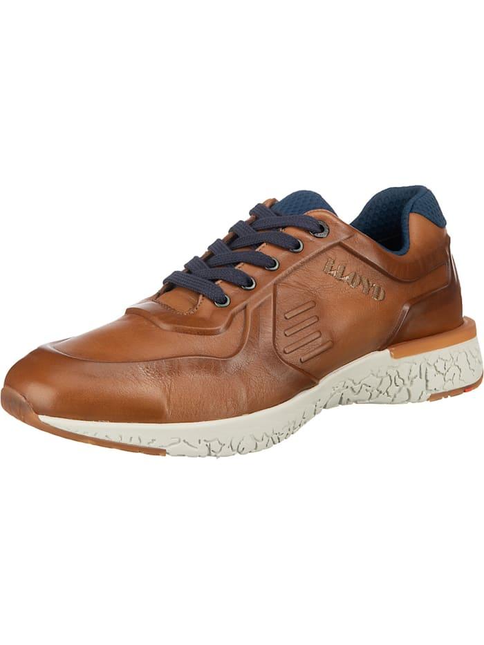 Lloyd Benedict Lloyd Selected Sneakers Low, cognac