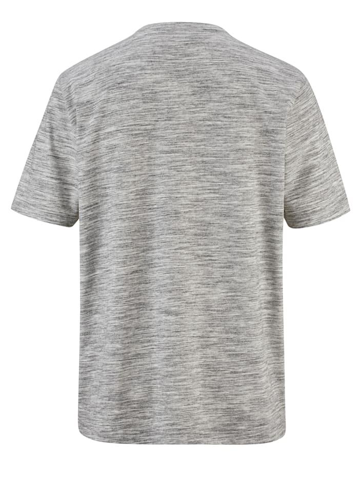 Shirt met bijzondere kraag