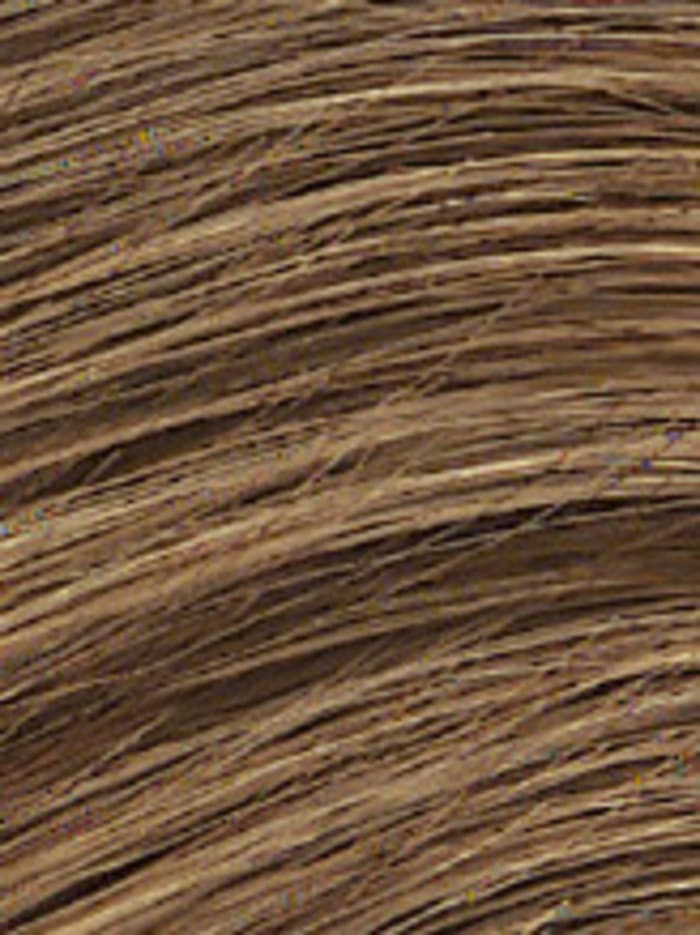 Lofty Perücke Carola, Dunkelblond/Honigblond gemischt