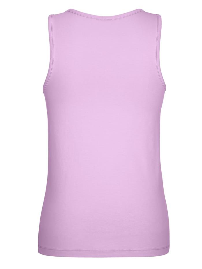 Hemdchen in schönen Basicfarben 3er Pack
