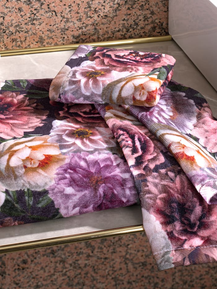 Kleinmann Handdoeken Florentine, multicolor