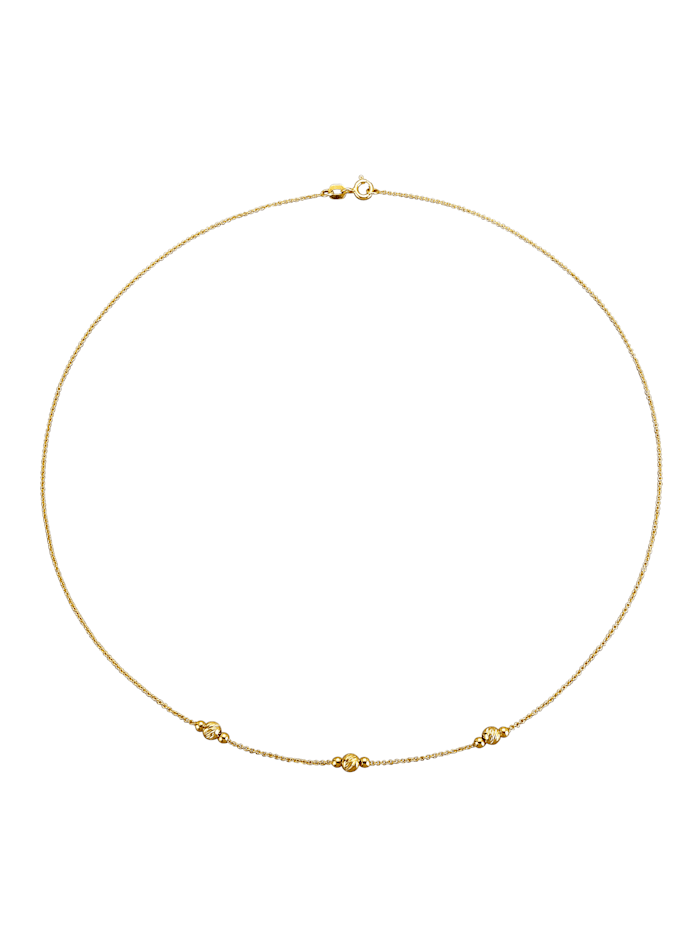 Collier or jaune 375