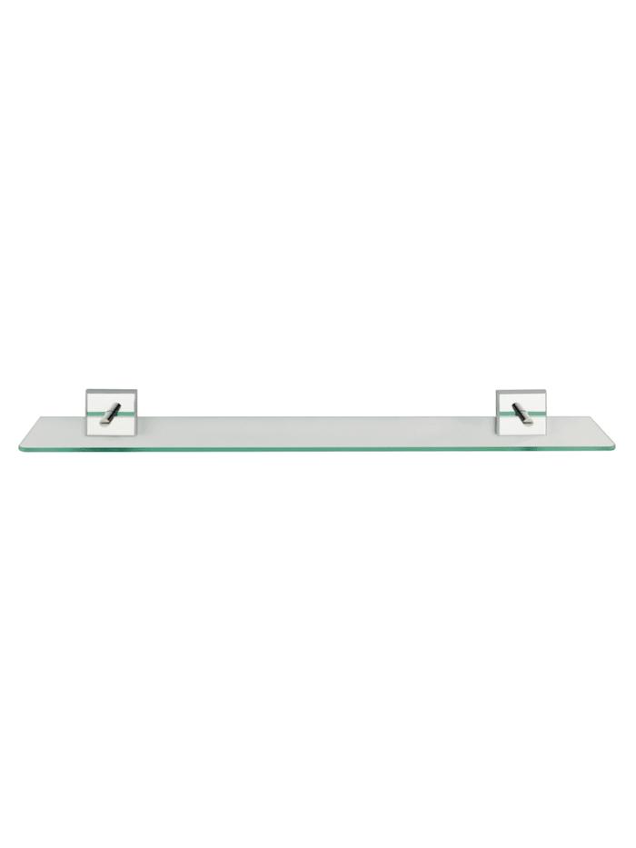 Power-Loc® Glas Wandablage Laceno, Befestigen ohne bohren