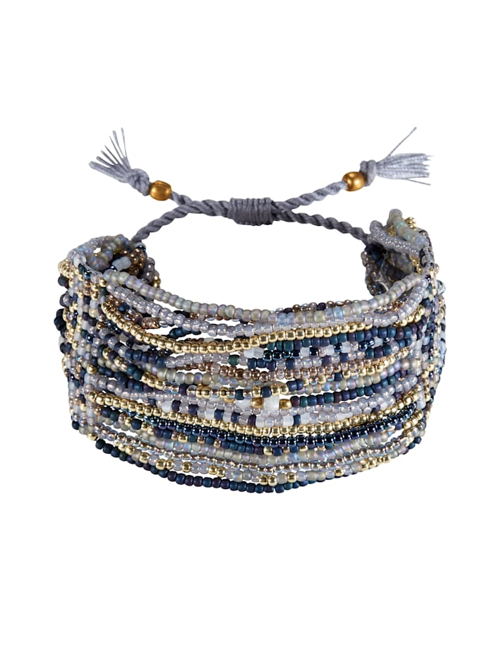 A Beautiful Story Armband, Multicolor