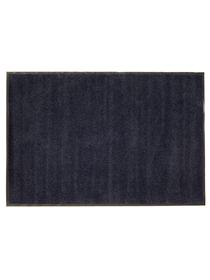 Floordirekt Sauberlaufmatte 'Karsten', Blau