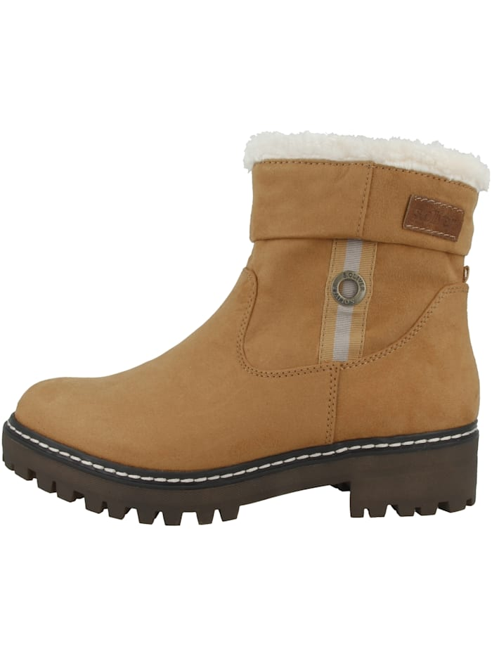 s.Oliver Boots 5-26475-25, braun