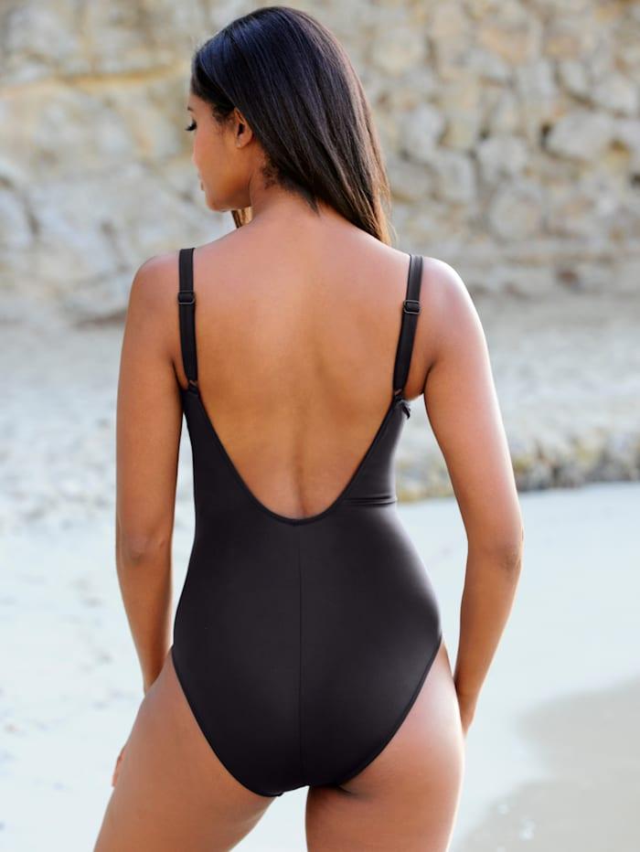 Badeanzug mit Reißverschluss