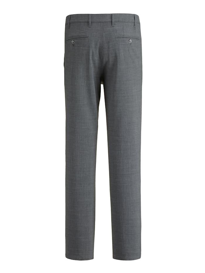 Pantalon en laine en matière partiellement recyclée