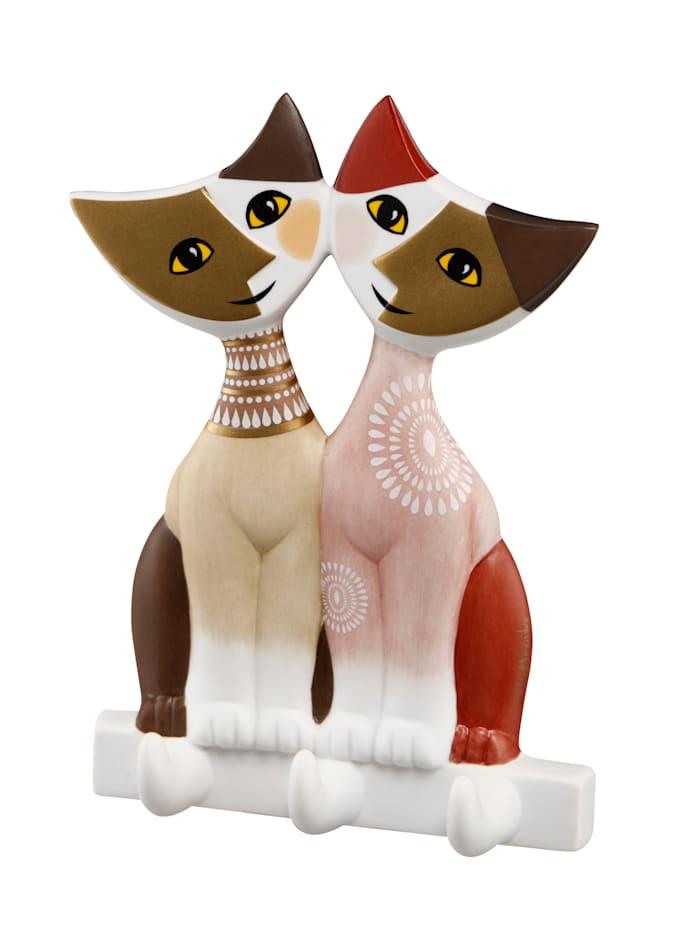 Goebel Katzenpaar, bunt