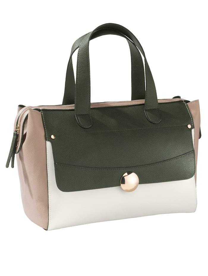Käsilaukku, vihreä
