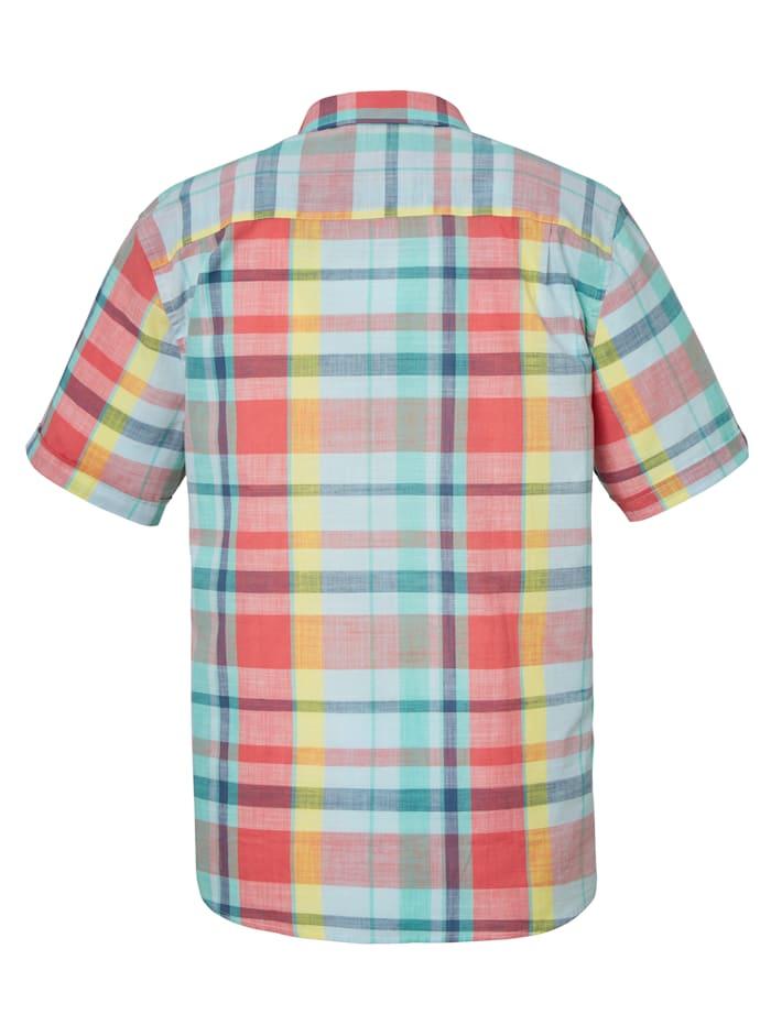 Overhemd van zomers lichte stof