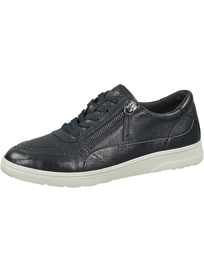 Jana Sneakers Low, dunkelblau