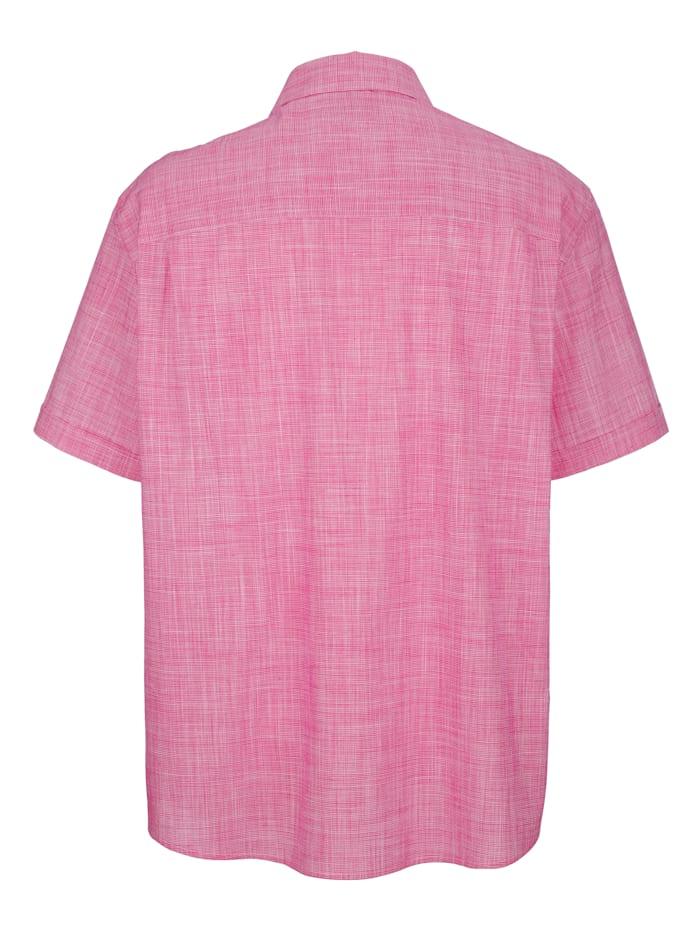 Košeľa so štrukturovaným vzorom