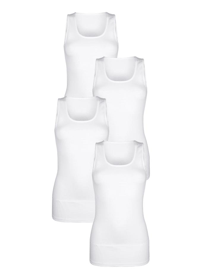 Linne, Organic Cotton 4-pack