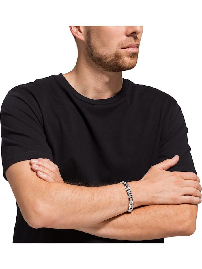FAVS Herren-Armband Edelstahl
