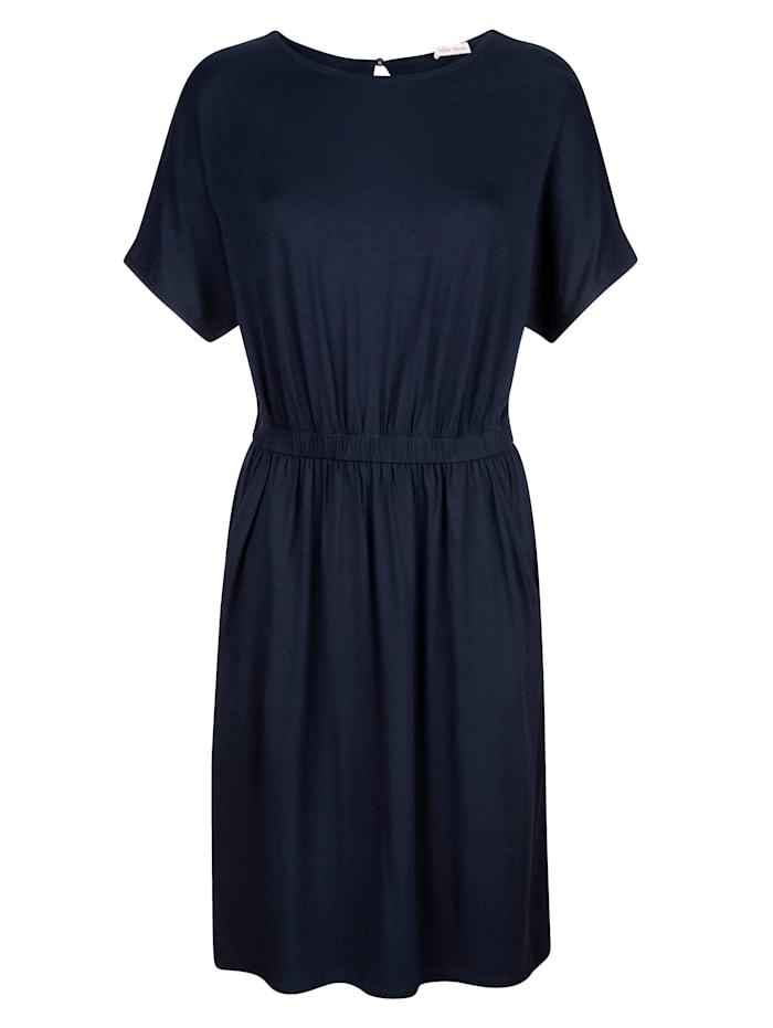 Jerseykleid in sehr elastischer Qualität