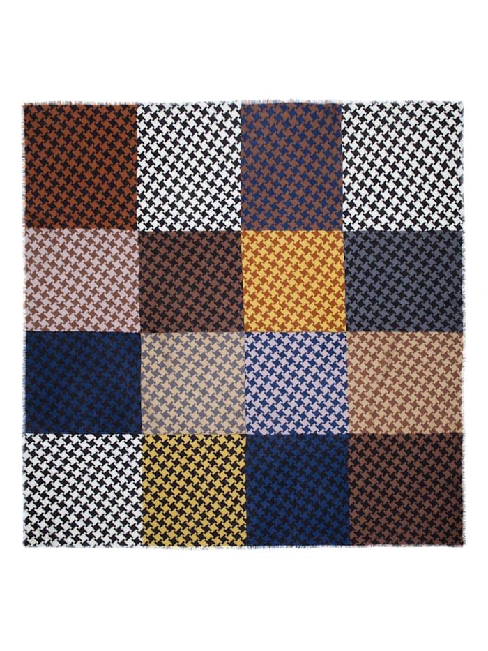 Premium Glencheck-Tuch aus feinster Wolle
