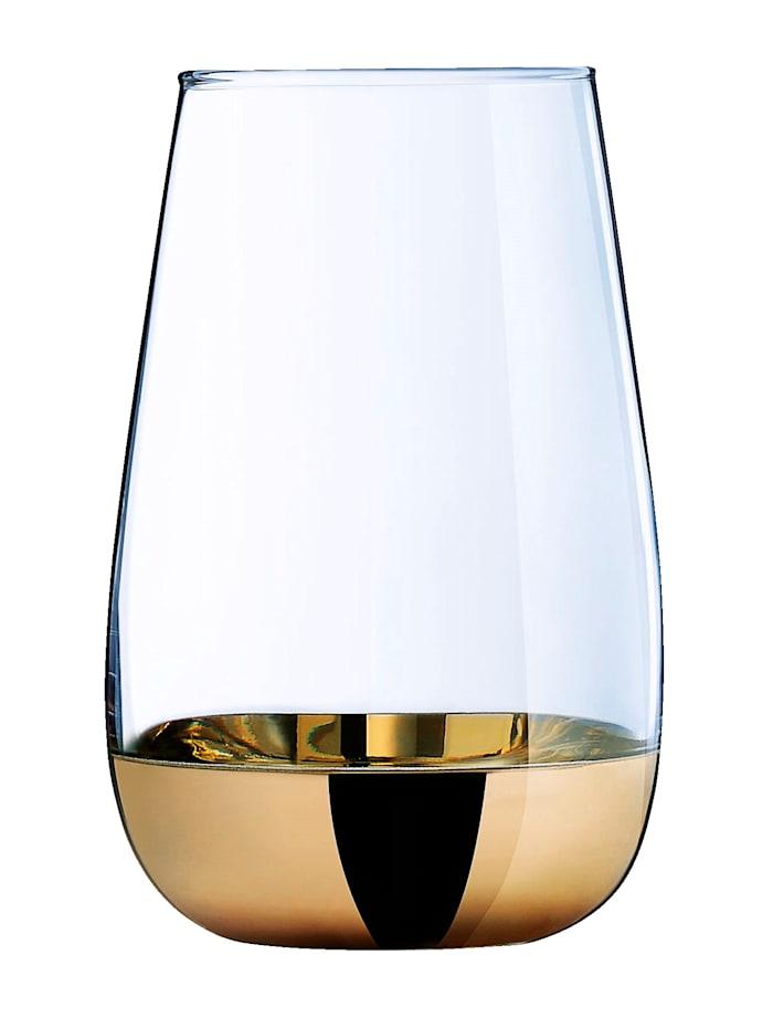 4 longdrinkglas – Golden Days
