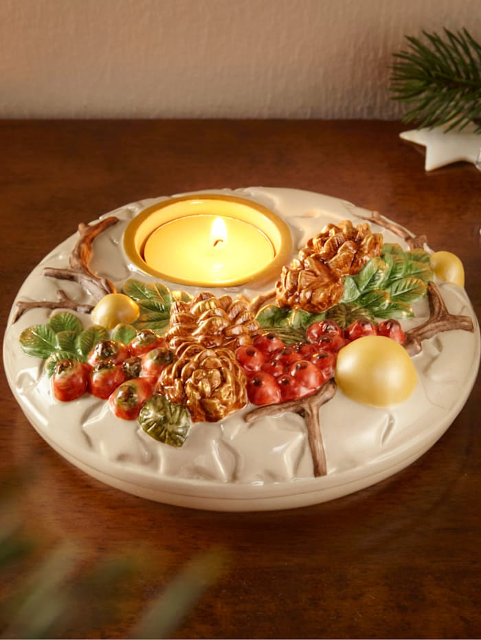 Goebel Adventní svícen, Multicolor