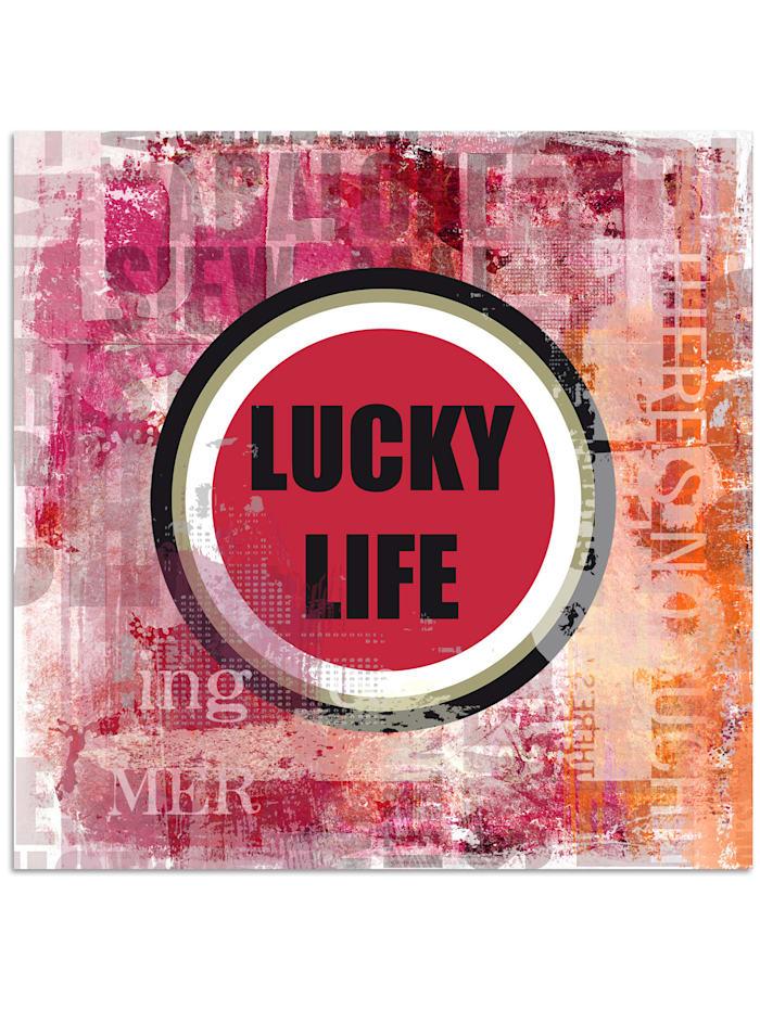 Acrylglasbild, Lucky