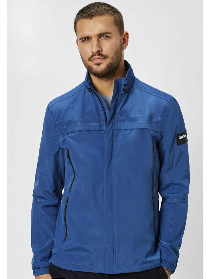 S4 sportliche wasserabweisende Sommerjacke Heylor, nautical blue