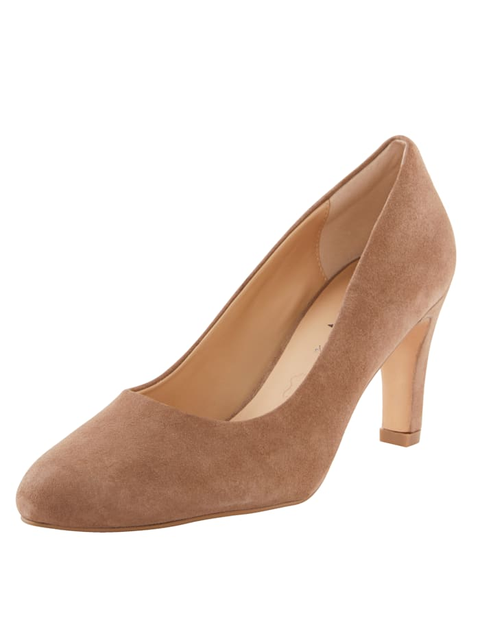 MONA Pumps, Taupe