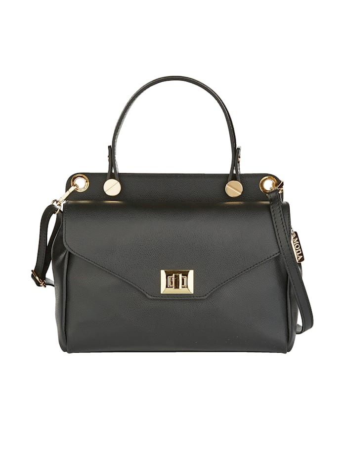 Handbag made from premium leather