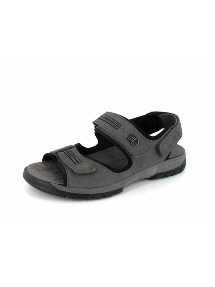 Waldläufer Sandale, grau