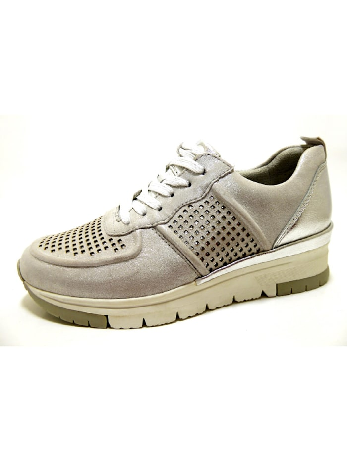 Tamaris Sneakers, silber