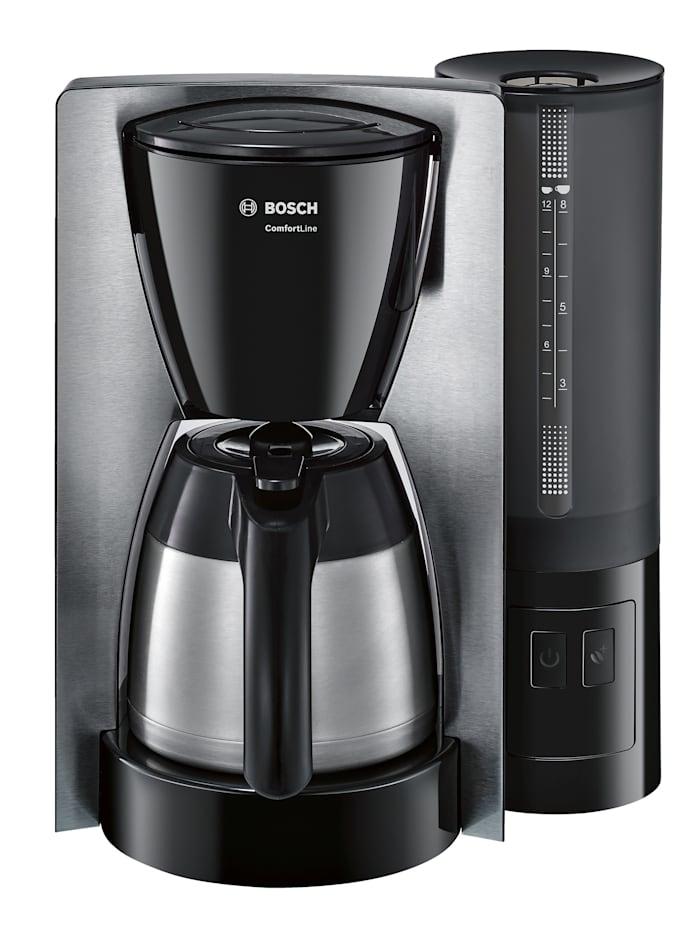 Bosch Bosch Kaffebryggare TKA6A683, rostfritt stål/svart