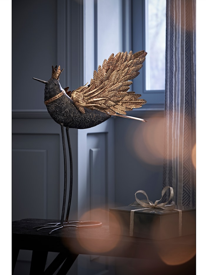 Deko-Objekt, Paradiesvogel
