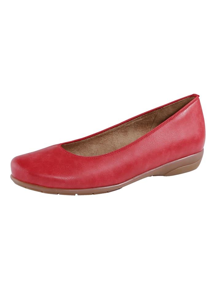 Jenny Ballet pumps, Red