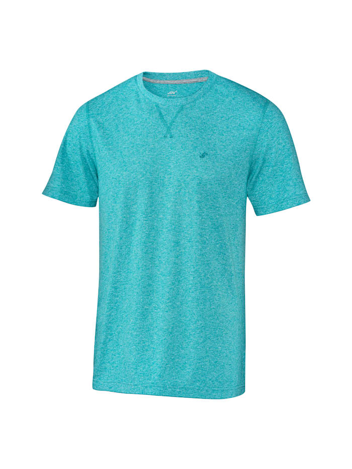 JOY sportswear T-Shirt ADRIAN, smaragd melange