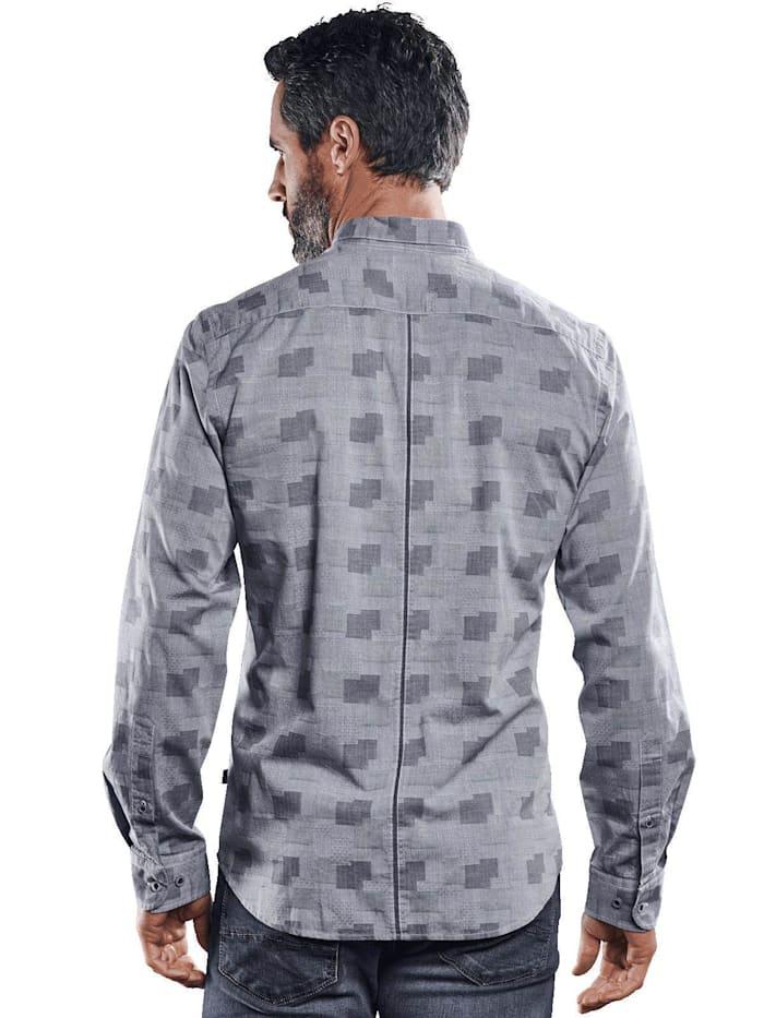 Individuelles Langarmhemd