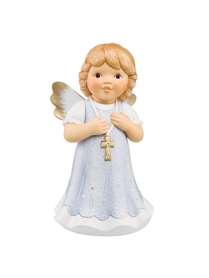 Goebel Goebel Engel Mit Glaube wird alles möglich, Eisblau