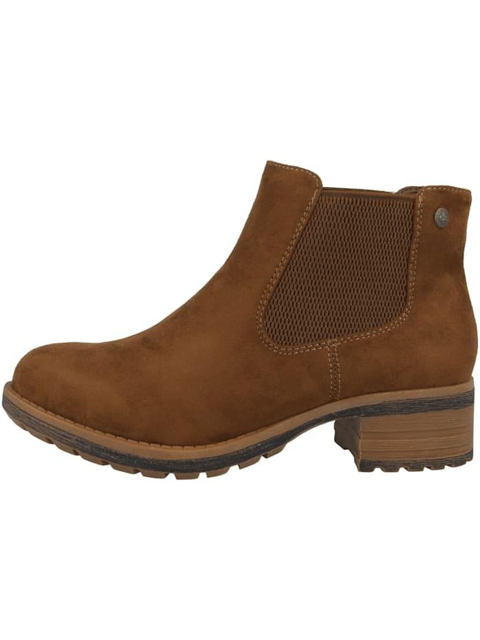 Rieker Boots Microscamo, braun