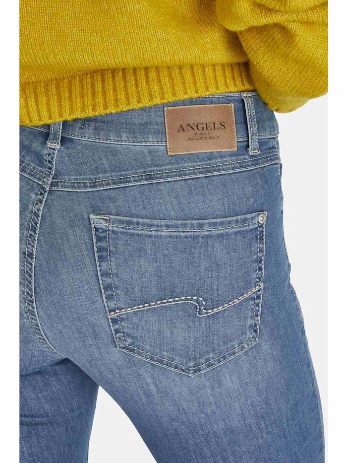 Jeans ,Skinny' mit Five-Pocket-Design