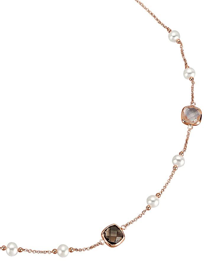 Collier à perles de culture d'eau douce