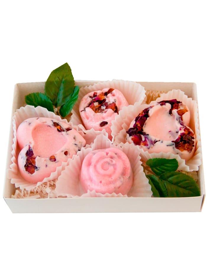 Salsa Geschenkbox Rose&Herz, Rosé