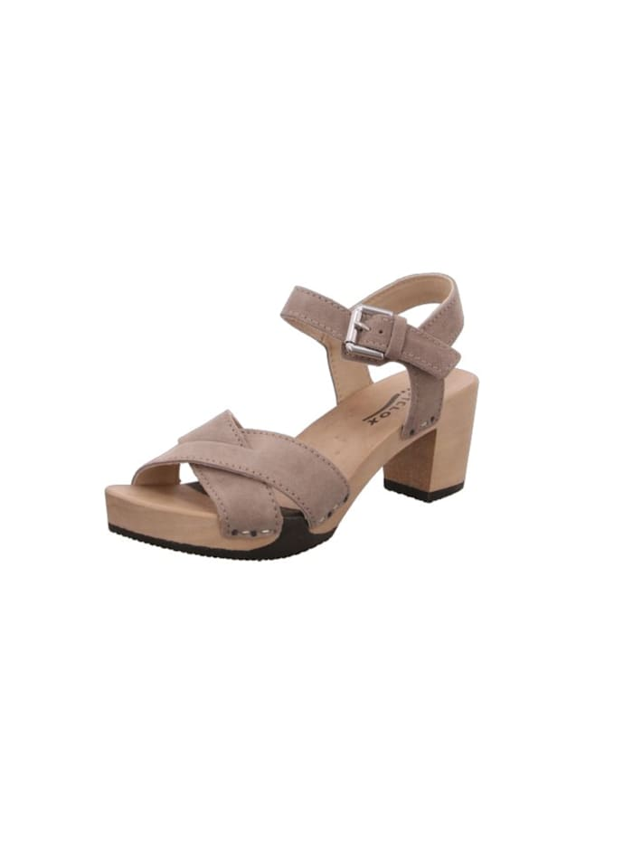 Softclox Sandale Sandale, schlamm