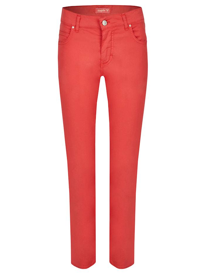Angels Jeans 'Cici' aus Coloured Denim, aperol
