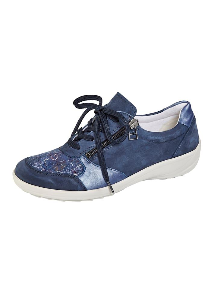 Naturläufer Derbies Une chaussure idéale en cas de hallux valgus, Bleu