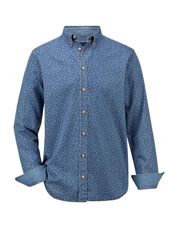 BABISTA Jeansoverhemd van denim, Blauw